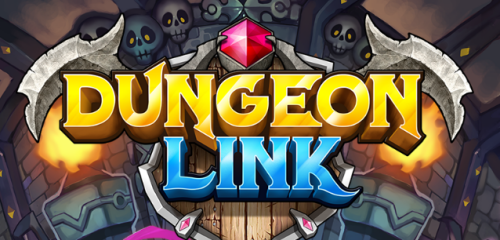 Set in a cute fantasy world, in Dungeon Link you have to defeat your enemies, isn't it topical? Set in a cute fantasy world, puzzle meet RPG.
