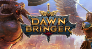 Dawnbringer - New game for iPhone