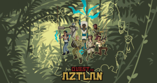 Quest to Aztlan: an RPG in the deep jungle – Review