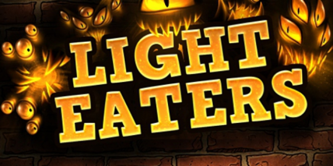 LighEaters scary iphone game