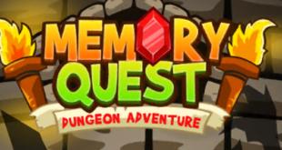 Memory Quest Dungeon Adventure