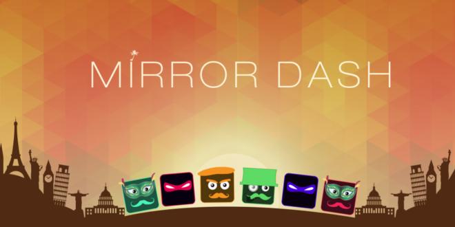 Mirror Dash iPhone game
