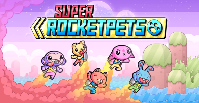 Super Rocket Pets on the iPhone