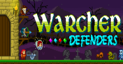 Warcher Defenders on Iphone