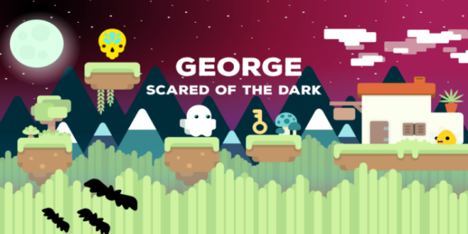 George Scared Of The Dark