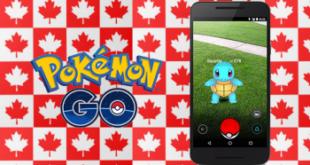 Pokémon Go Canada