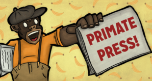 Primate Press: Editor in Chimp – Review