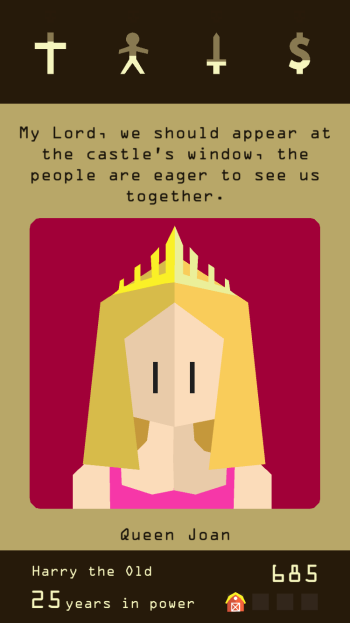 Reigns Game