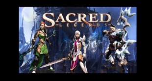 sacred legends