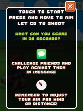 Free iPhone Game Cobi Arrows