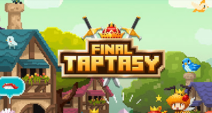 Final Taptasy: An Extremely Polished Quest – iOS Game Review