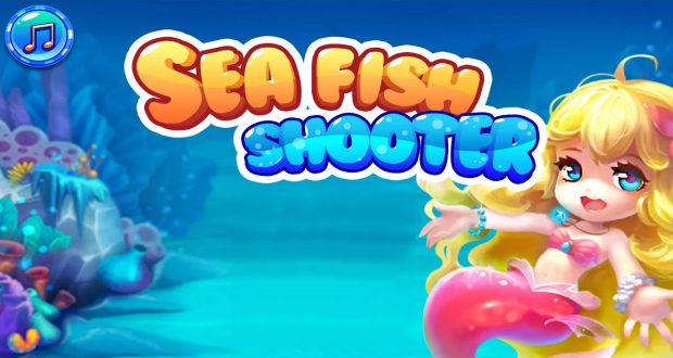 sea fish shooter ios game review