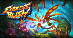 endless rush free mobile game