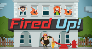 Fired Up: save people from burning up
