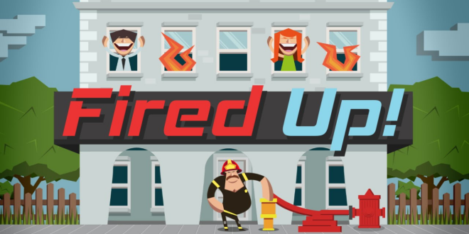 fired up ios game