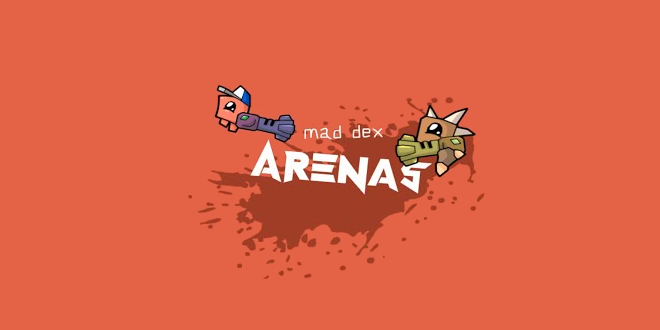 Mad Dex Arenas ios game