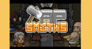 Tap Smiths: Smith the things, Sell the stuff, Do it again!