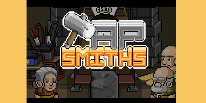 tap smiths ios game